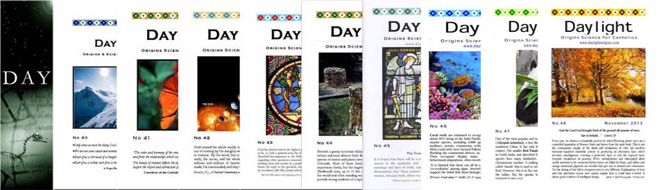 origins science for Catholics