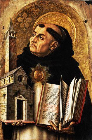 Daylight patron - St. Thomas Aquinas