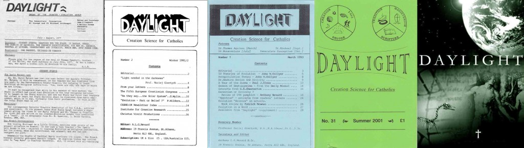 Daylight Magazine archived selection snapshot